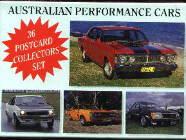 Australian Performance Cars - 36 Postcard Set - Ltd Edition