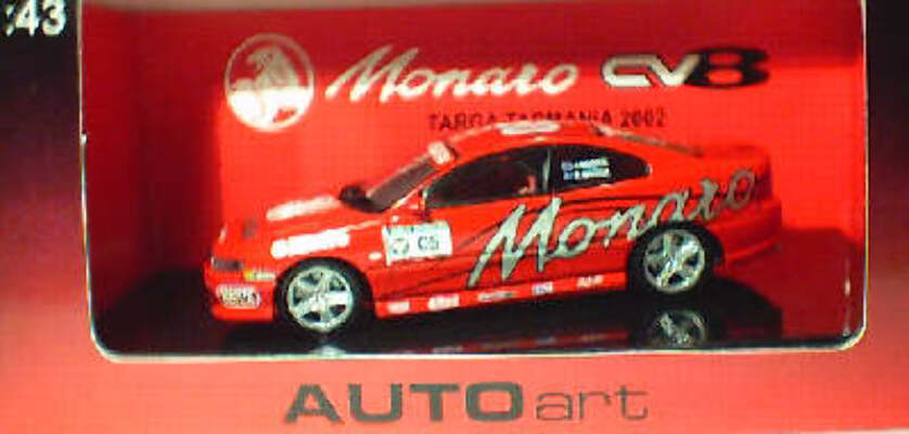 1:43 Biante Targa Brock 2002