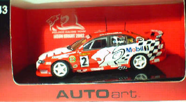 1:43 Biante J Bright 2002 Commodore