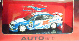 1:43 Biante 2002 Todd Kelly Kmart Commodore