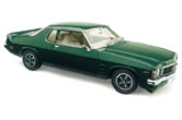 1:18 Classic Carlectable HOLDEN Monaro HJ Coupe Jade Green