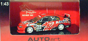 1:43 Biante Holden Young Lions Rick Kelly