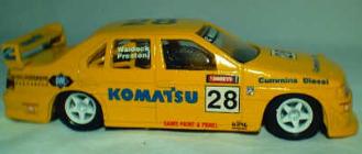 Waldrock/ Preston Komatsu Haulpak No 28