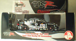 1:43 Classic Carlectables 1021-1 Jason Richard 2002 Team Kiwi VX Commodore