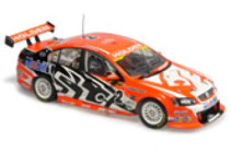 1:18 Classic Carlectable 2007 Mark Skaife (Creased Box)