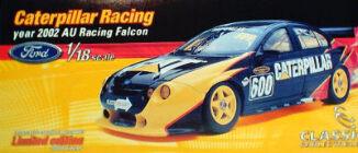 1:18 Classic Carlectable 18039 JBR Caterpillar 2002 AU Falcon