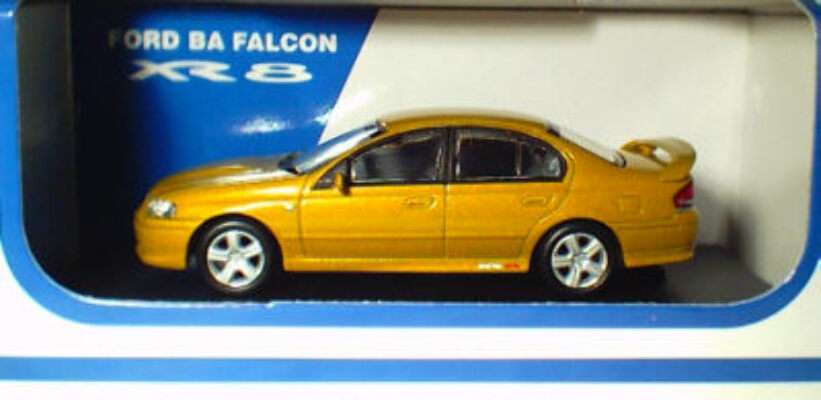 1:64 Biante BA XR8 Acid Rush