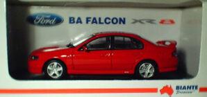 1:43 Biante Ford BA Falcon XR8 Venom Red