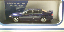 1:64 Biante Ford BA Falcon XR8 Phantom