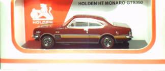 1:64 Biante Holden HT Monaro Monaco Maroon