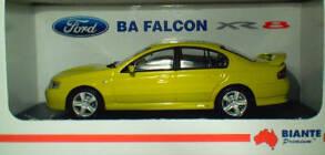 1:43 Biante Ford BA Falcon XR8 Citric Acid
