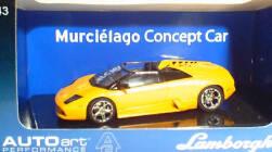 Lamborghini Murcielago Yellow 1:43
