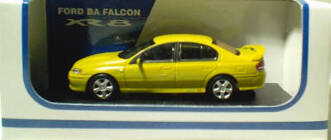 1:64 Biante Ford BA XR8 Sedan Citric Acid