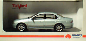 1:43 Biante Tickford AU TS50 Liquid Silver