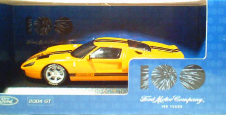 1:43 2004 Ford GT