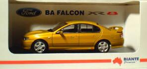 1:43 Biante Ford BA Falcon XR8 Acid Rush