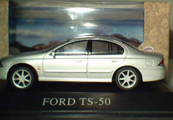 Ford TS-50 Silver