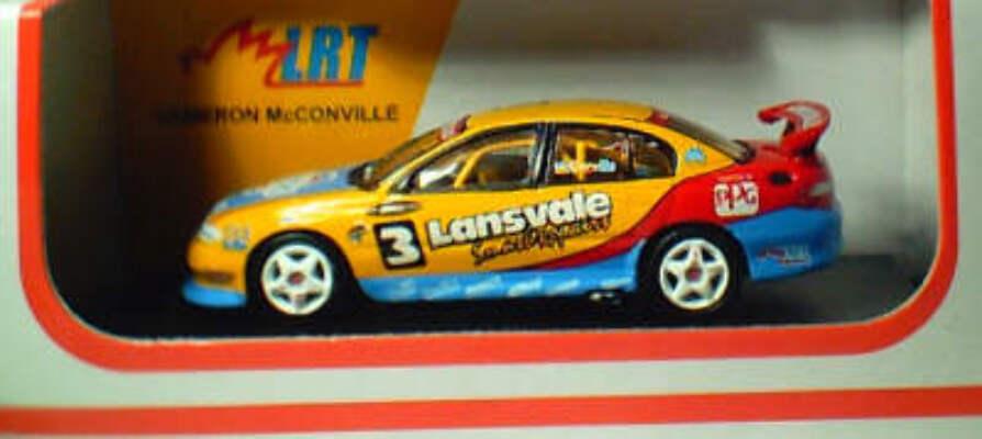 1:64 Biante Holden VX Commodore Cameron McConville 2003
