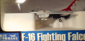 1:72 F-16 Fighting Falcon USAF