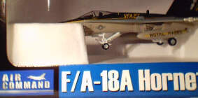 1:72 F/A-18A Hornet Royal Maces