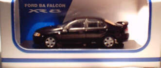 1:64 Biante BA Falcon XR8 Sedan silhouette