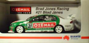 1:43 Biante 2003 Brad Jones Racing Brad Jones