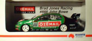 1:43 Biante 2003 Brad Jones Racing John Bowe