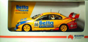 1:43 Biante BA 2003 Betta Dean Canto