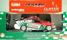 1:43 Classic Carlectables 1011-6 Perkins Motorsport 2003 VY Richards