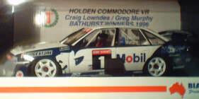 1:18 Biante 1996 VR C'dore Bathurst Win Lowndes/Murphy