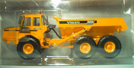 1:50 Volvo A25C