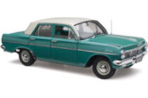 1:18 Classic Carlectable 18403 Holden EH special sedan Mitta green