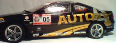 1:18 Biante P.Brock / A. Gigney Targa Tasmania 2004 Monaro