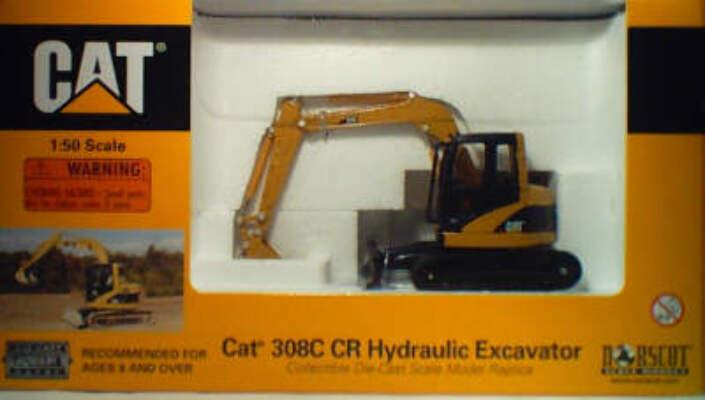 CAT 1:50 308C CR Excavator 55129
