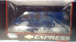 1:25 Chev Express - Blue