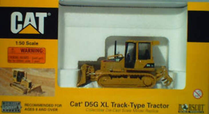 CAT  D5G Xl Track Type Tractor