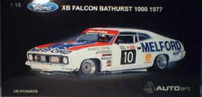 1:18 Biante Ford XB 1977 Bathurst Richards / Coppins
