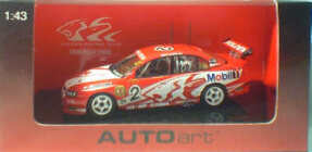 1:43 Biante Commodore 2003 T Kelly