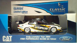 1:43 Classic Carlectables 2006-5 Craig Lowndes 2004 FPR Racing BA