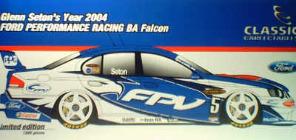 1:18 Classic Carlectable 18132 2004 FPR BA Seton