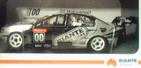 1:18 Biante Ford BA 2003 OO Greg Ritter