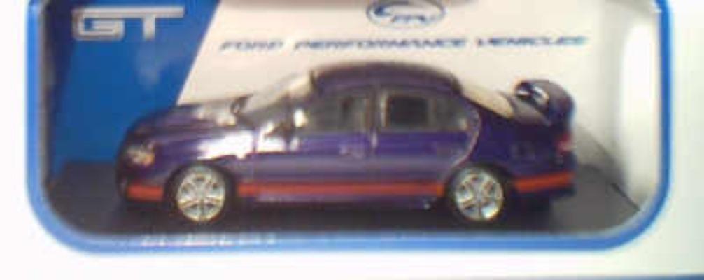 1:64 Biante FPV GT Phantom Orange Stripes