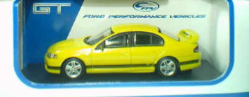 1:64 Biante FPV GT Citric Acid Black Stripes