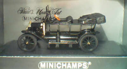 MC Ford Model T 1914 Black