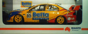 1:18 Biante Ford BA 2003 Betta - Radisich