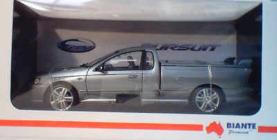 1:18 Biante FPV Persuit Ute - Mercury Silver