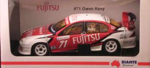 1:18 Biante Team Fujitsu 71 - Owen Kelly