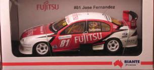 1:18 Biante Team Fujitsu 81 - Jose Fernandez