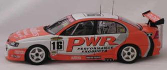 1:18 Biante 2004 VY Commodore Paul Weel