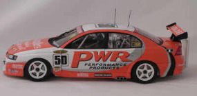 1:18 Biante 2004 VY Commodore Jason Bright